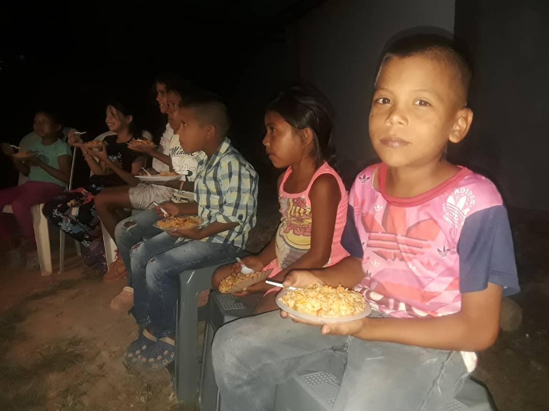 Free Food for Thousands in Venezuela!