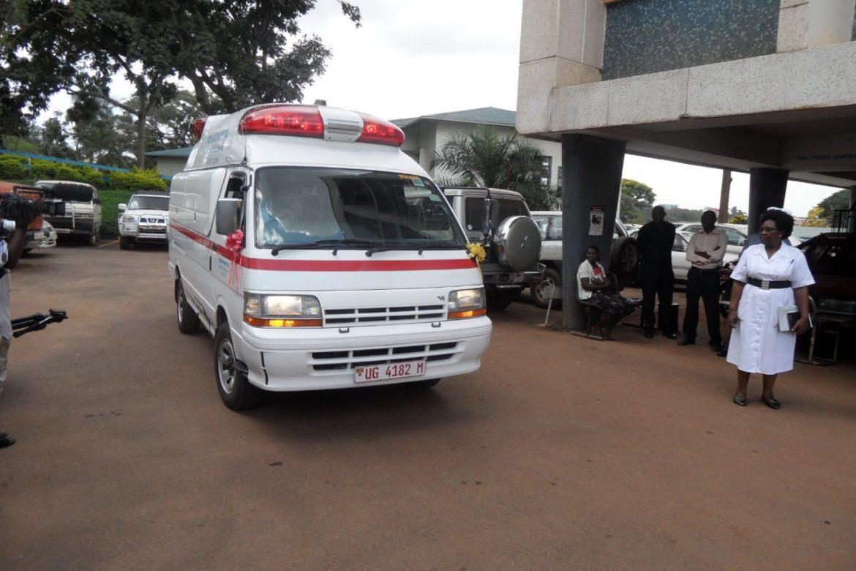 Brand New Ambulances For Hospitals in Uganda!